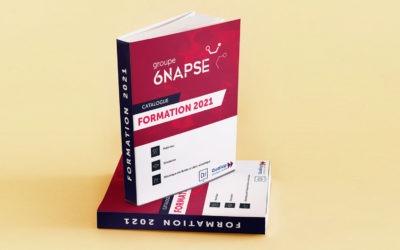 Le catalogue de formations 2021 du Groupe 6NAPSE est disponible
