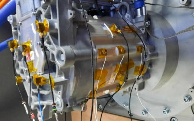 Un banc e-motor pour tester l'acoustique des moteurs électriques de demain