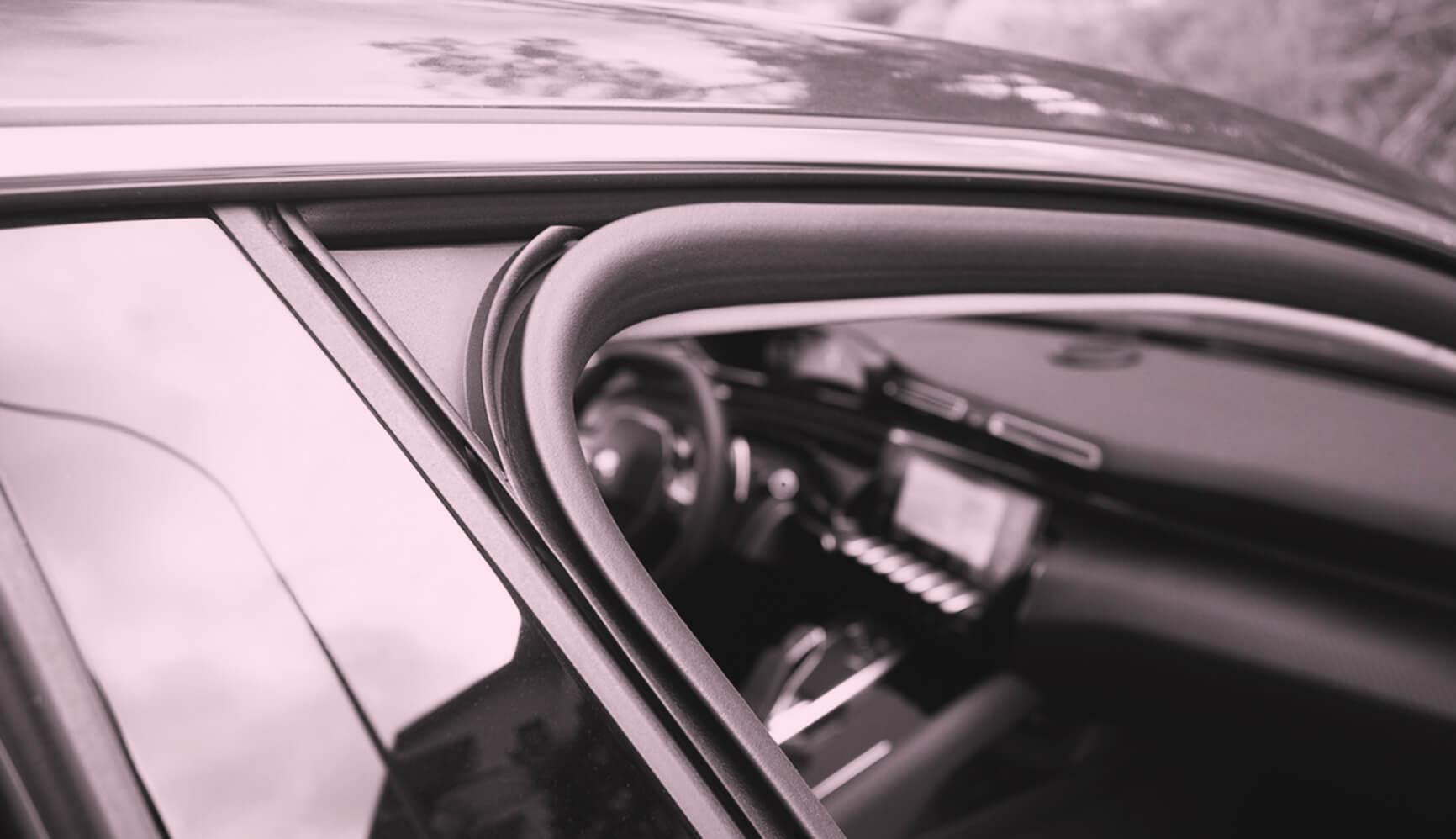 étanchéité automobile