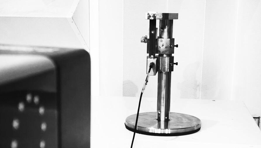 caractérisation vibroacoustique matériaux