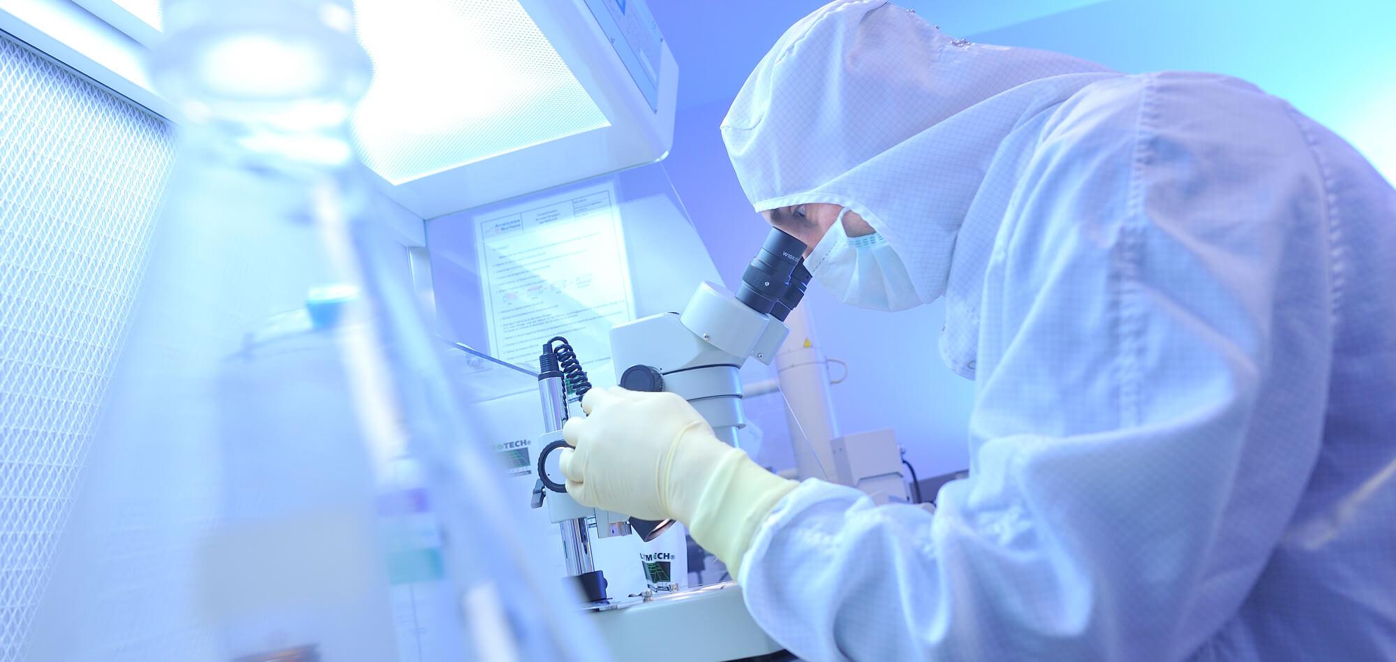 corps étrangers laboratoire analyse