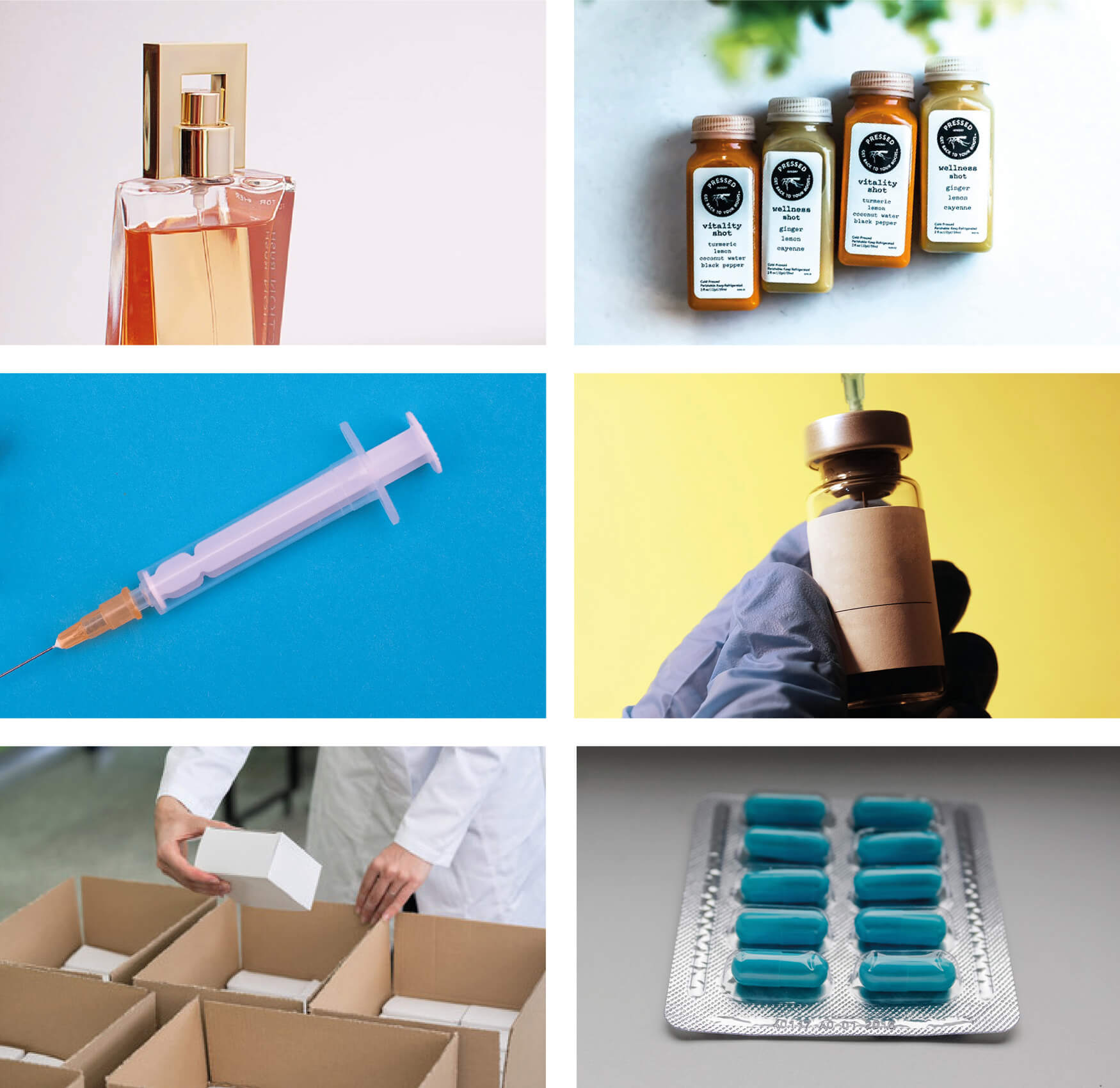 packaging produits emballages