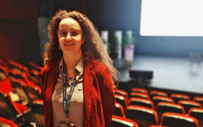 Meryem Le Deunf remporte le Young Engineer Prize